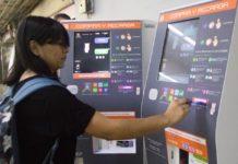 instalan 100 máquinas de recarga en el Metro