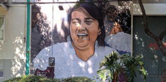 murales de víctimas del 19S