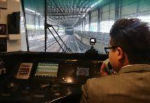 Por mantenimiento redujeron velocidad en la Línea B del Metro