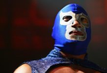 serie de blue demon jr