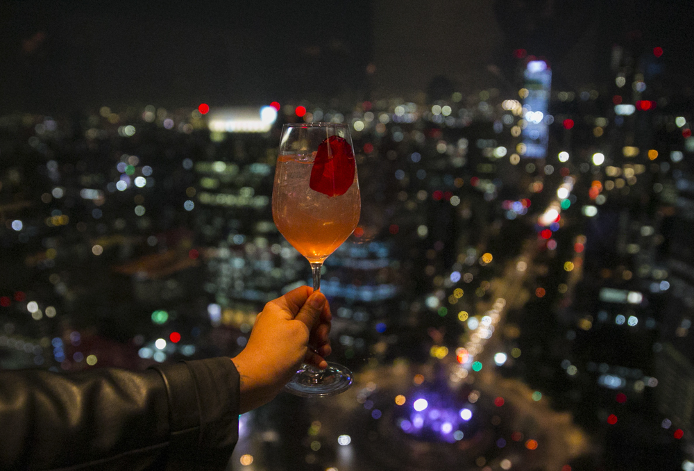 Renta un bar con una vista espectacular solo para ti �