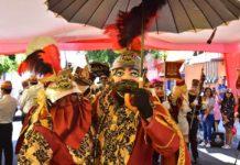 carnavales en la cdmx