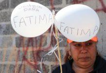 Responsables del feminicidio de Fatima