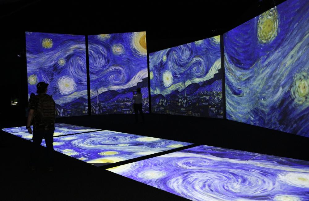 ¿Cuándo abre Van Gogh Alive México?