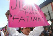 lo que se sabe del feminicidio de fátima