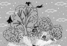 Ilustración Cuauhtémoc Wetzka