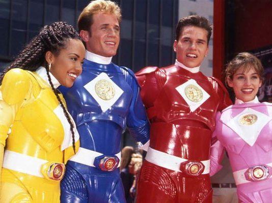 Power Rangers estarán en CDMX
