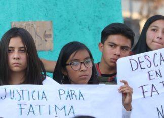presuntos responsables del caso Fátimaq