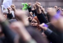paro de mujeres del 9 de marzo