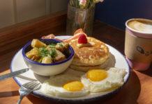 desayuno todo el día en CDMX