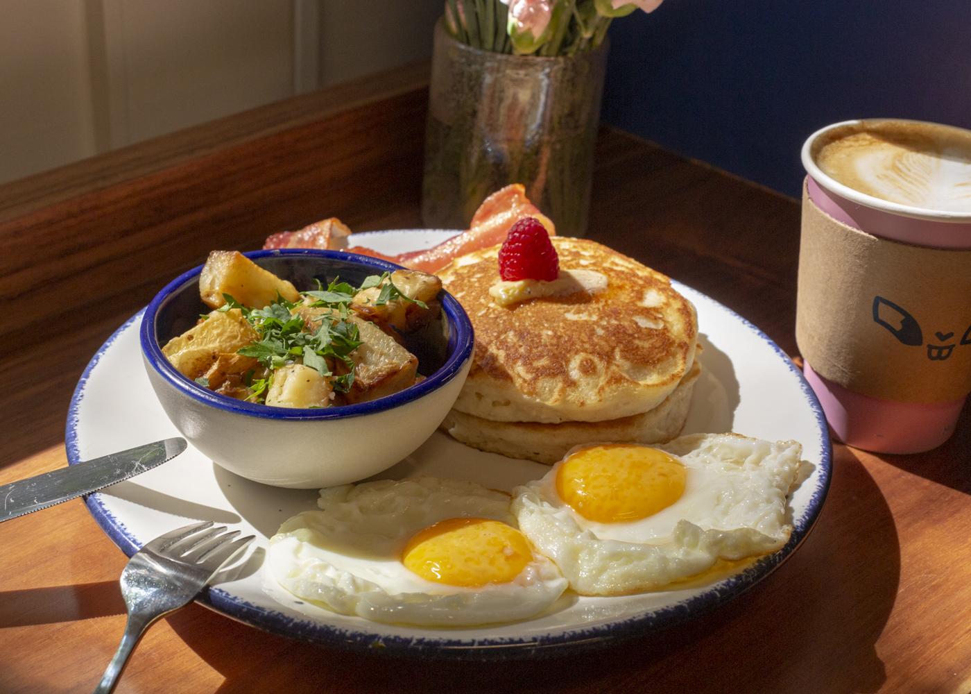 ¿Despertaste tarde? Acá hay desayunos (ricos) todo el día