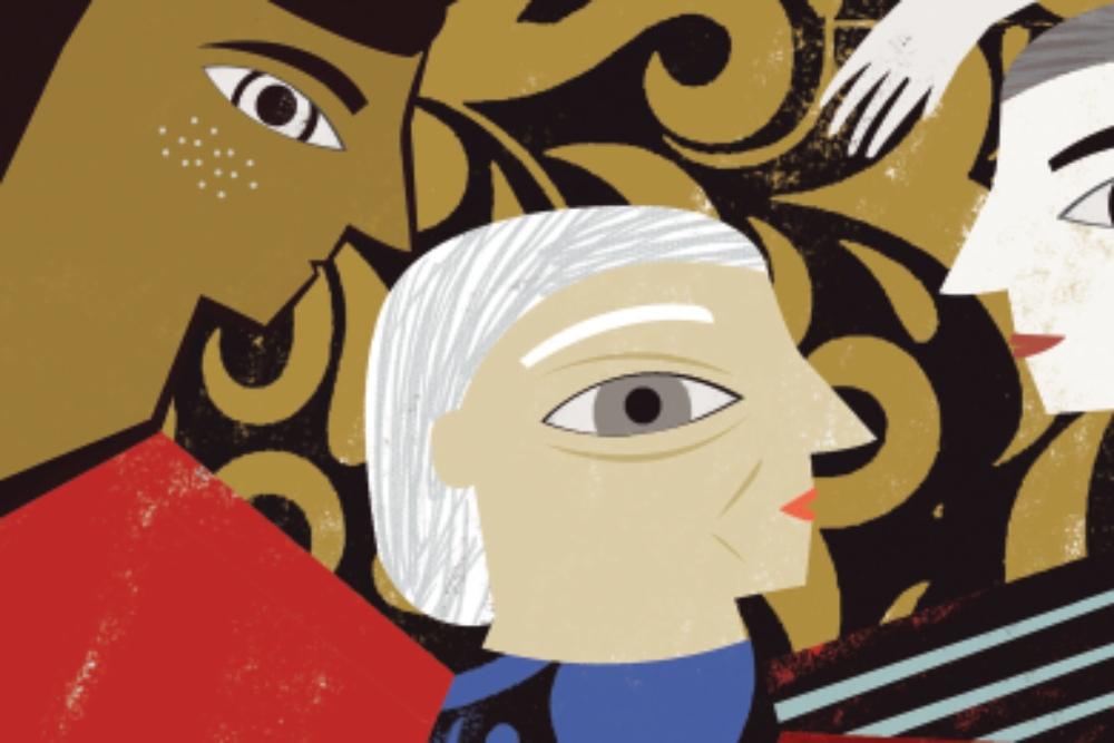 Entrevista ilustrada: universos coloridos de Estelí Meza