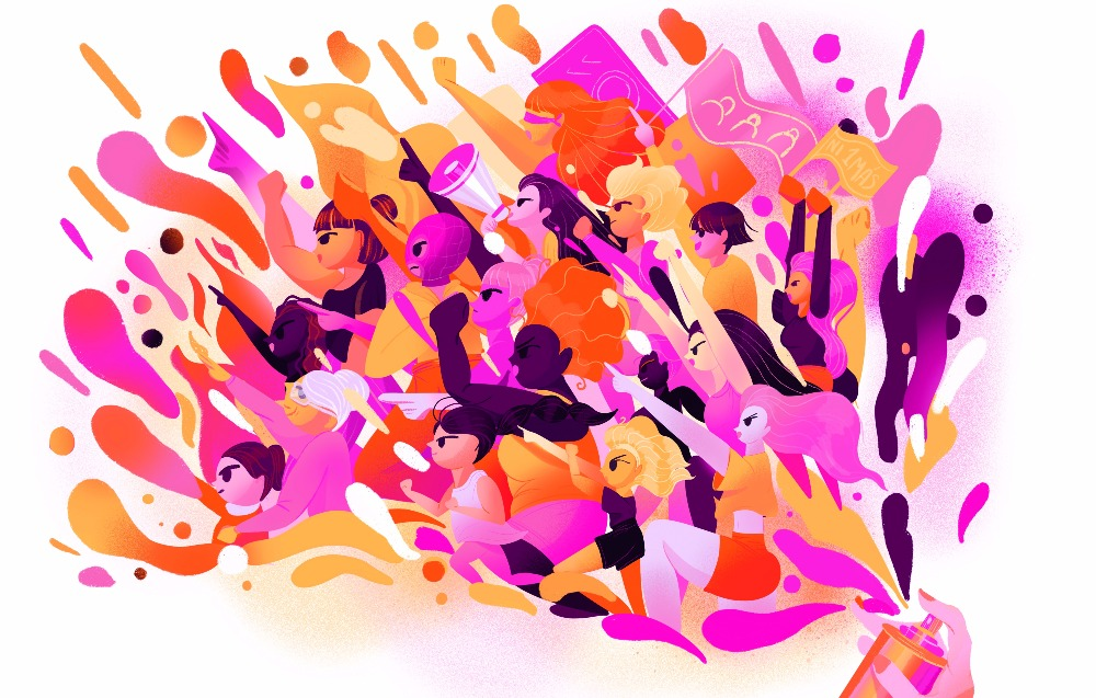 #NoSomosInvisibles: así son los feminismos en CDMX