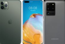 huawei p40 comparativa