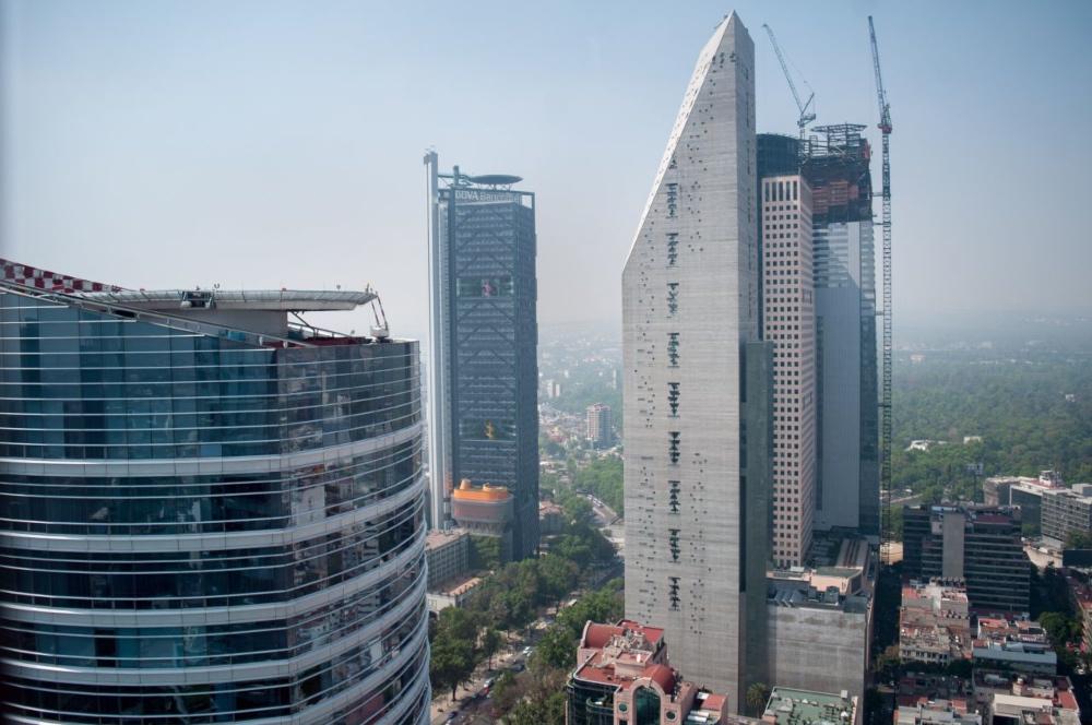 proyectos inmobiliarios en Reforma