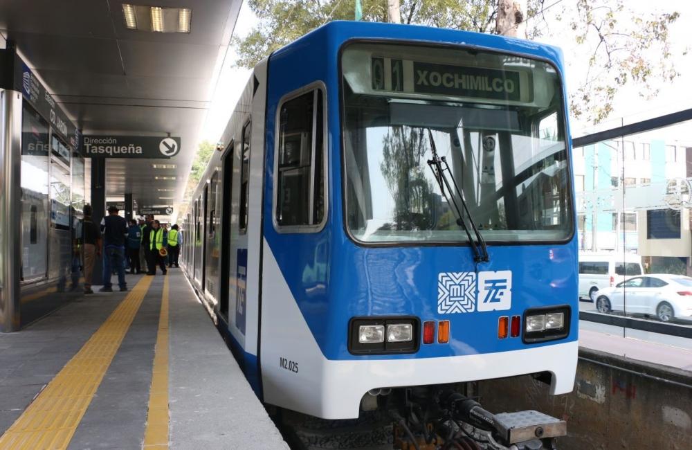 Cierran 8 estaciones del Tren Ligero por 7 meses