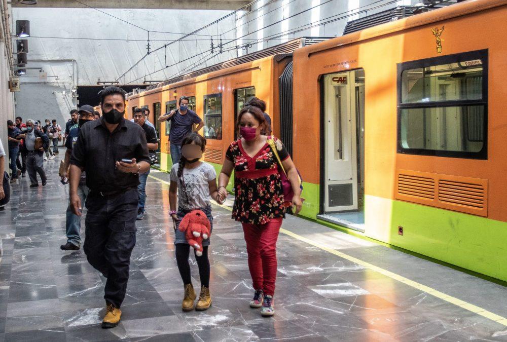 Cerrarán más estaciones de Metro por COVID-19