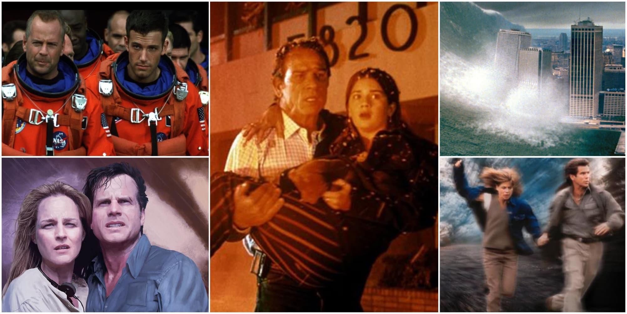 Las mejores películas del cine de desastre de los 90