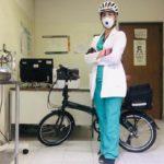 recicletas-arman-bicis-para-regalarlas-a-medicos-y-enfermeras