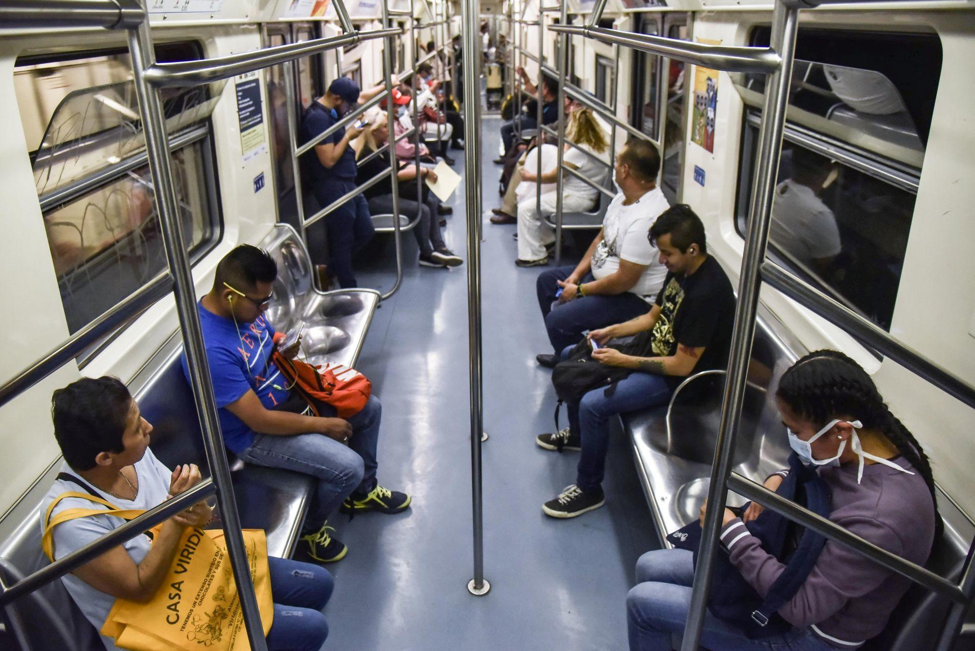 Sin cubrebocas, no hay viaje: será obligatorio en el Metro