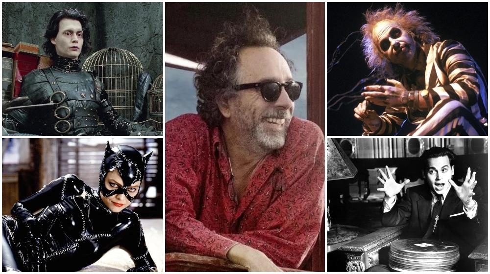 La mejores películas de Tim Burton (según la crítica)