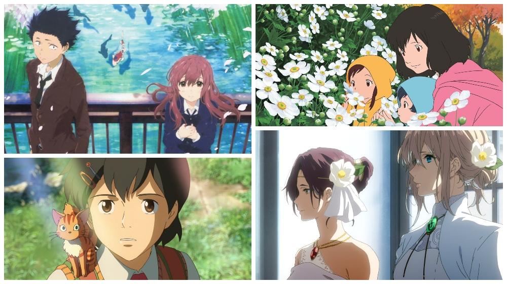 ¿Fan del anime? Películas en streaming que debes ver
