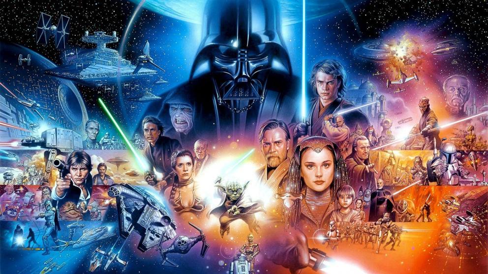 TODAS las pelis de Star Wars llegan a Amazon Prime