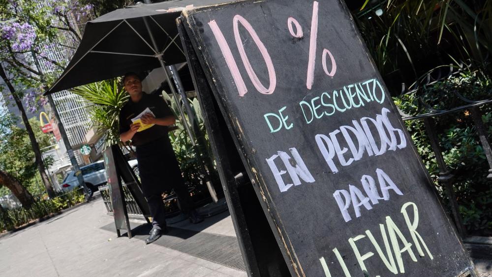 Un 10 de mayo con restaurantes vacíos: la otra crisis por el COVID-19
