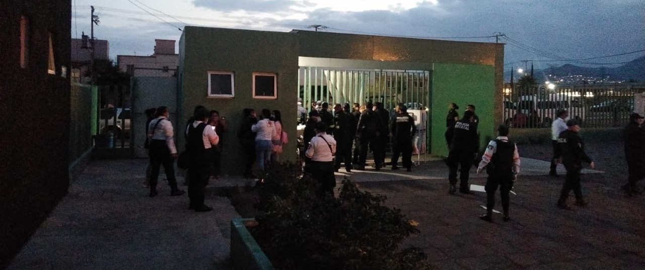Agreden a personal médico en un hospital de Ecatepec