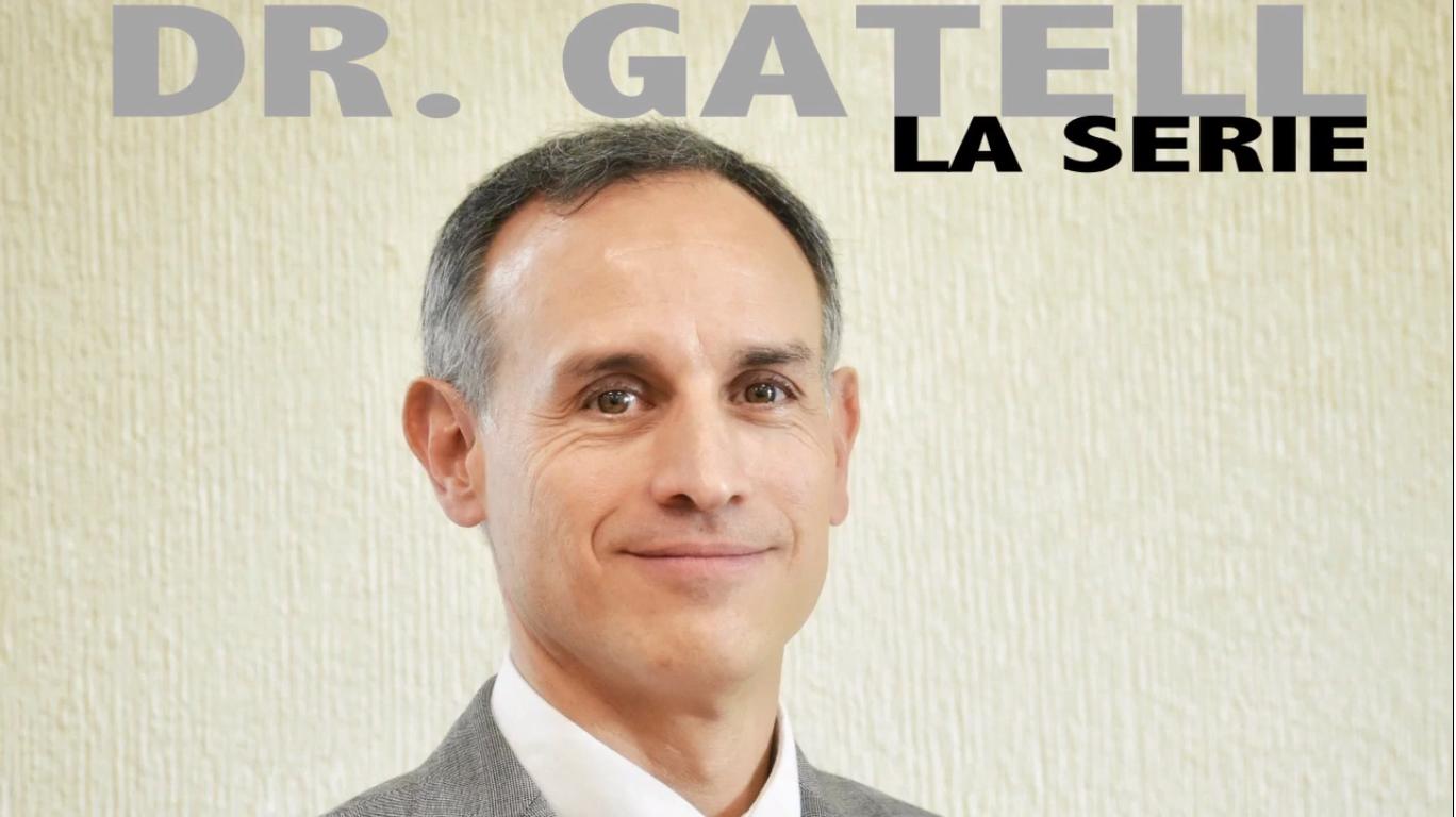 Escucha ahora el promo radiofónico de Dr. Gatell La Serie 📻