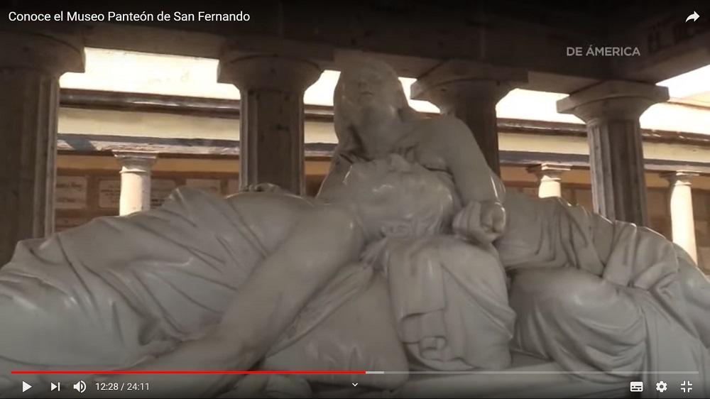 ¡Disfruta #GRATIS del Museo Panteón de San Fernando!