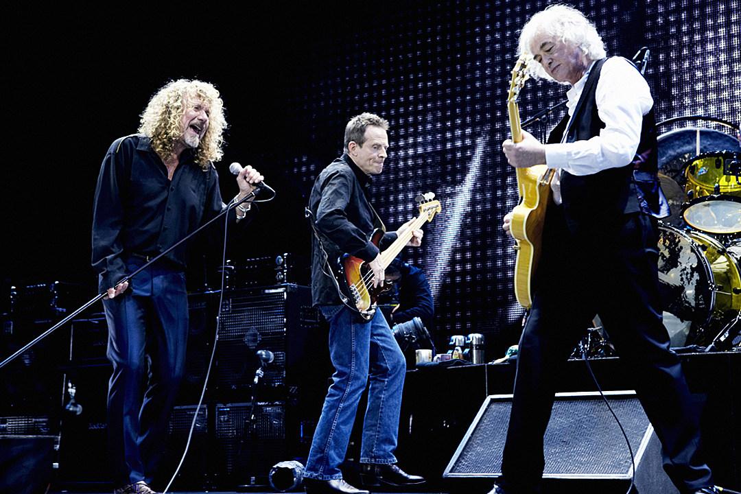 No te pierdas este concierto legendario de Led Zeppelin es #GRATIS