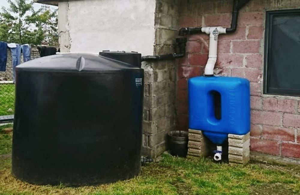 Ahí va el agua: cómo registrarte en el programa Cosecha de lluvia