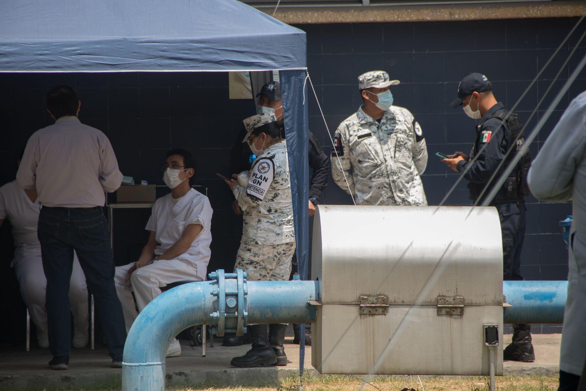 Los hospitales del ejército que atenderán a pacientes con COVID-19