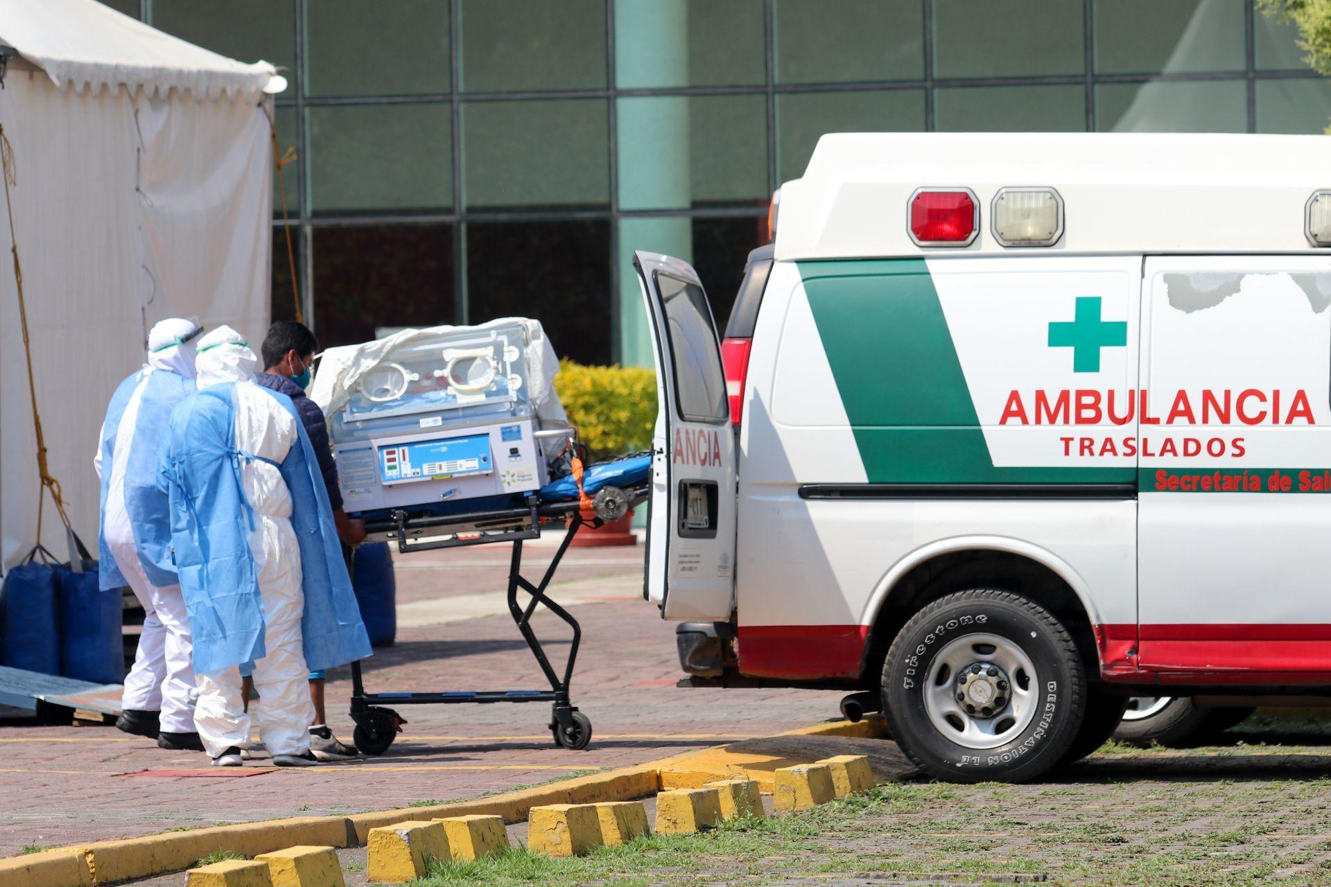 ¿Qué tan saturados están los hospitales de la CDMX?