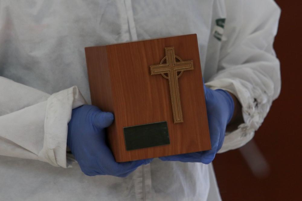 Despedirse a la distancia: así son los funerales virtuales