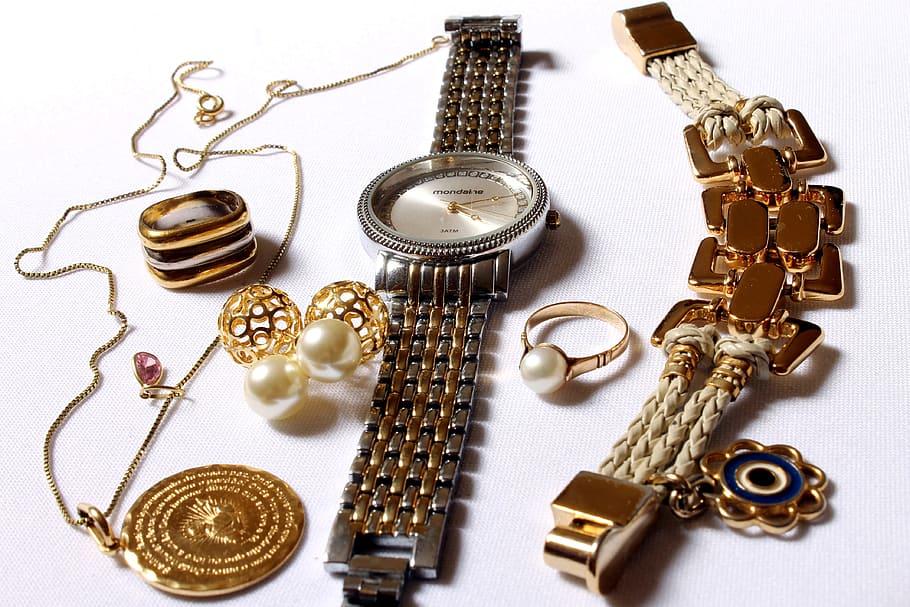 💍 Aretes, relojes, collares y más para festejar a mamá