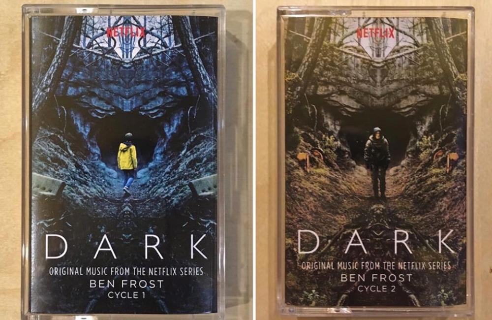 ¿Fan de Dark? ¡Consigue la música de la serie en casete! 🎧