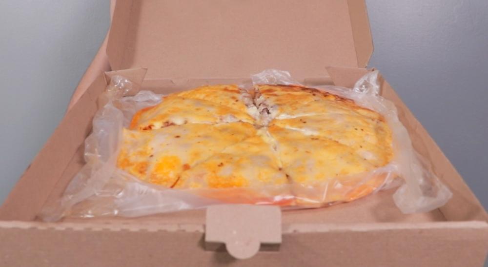 Pizza de birria y birriamen ¡a domicilio! #Grasabroso ��
