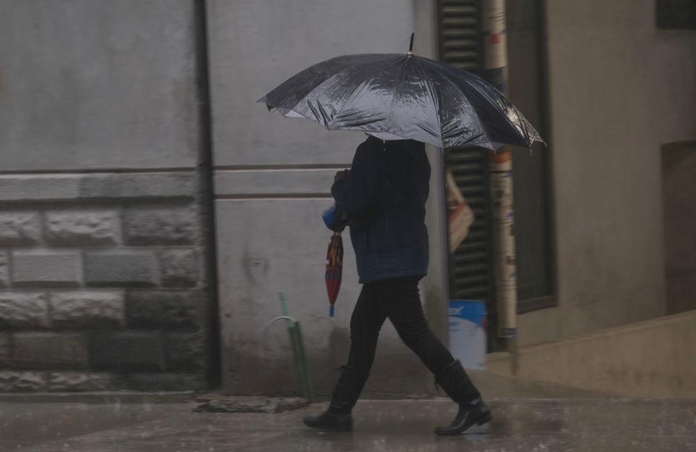 Ahí viene Tláloc: así será la época de lluvia