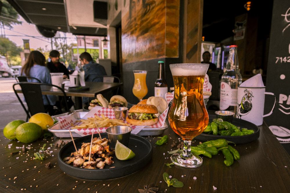 Restaurantes al aire libre: medida contra el covid-19 en CDMX