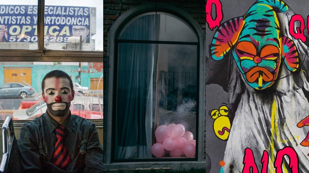 Arte desde ventanas y balcones: así es la expo Conexión