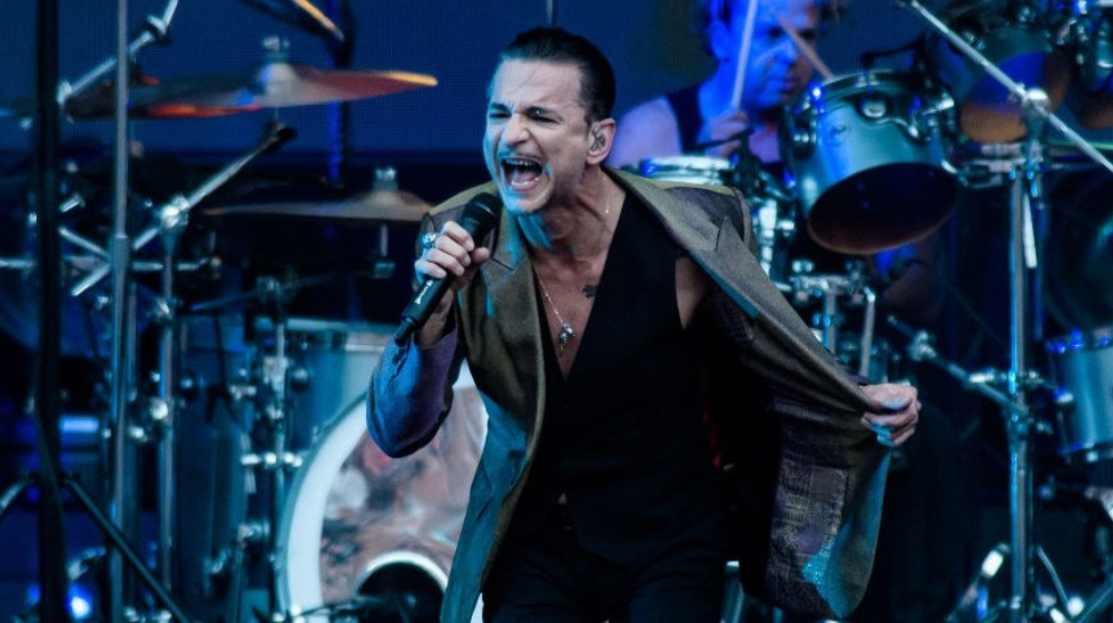 ¡Depeche Mode transmitirá gratis un épico concierto!