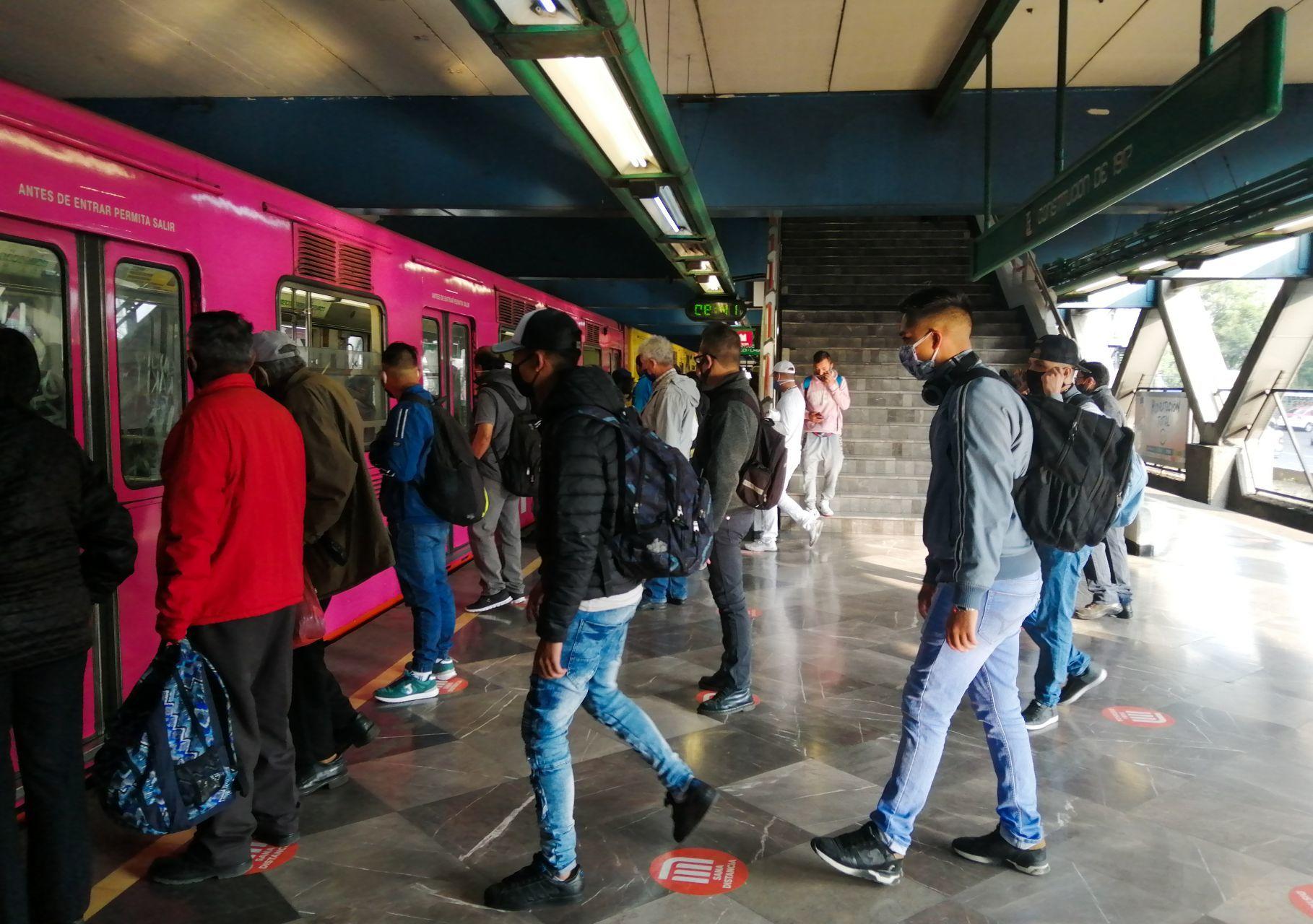 Reabrirán estaciones de Metro, Metrobús y Tren Ligero