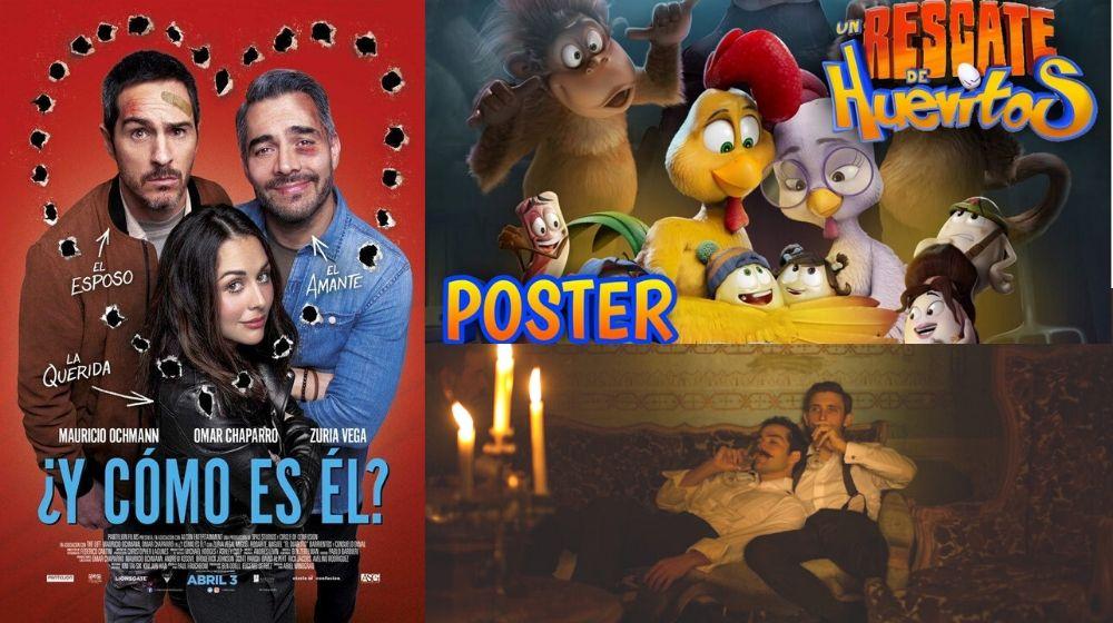 Películas mexicanas que faltan por estrenar este 2020