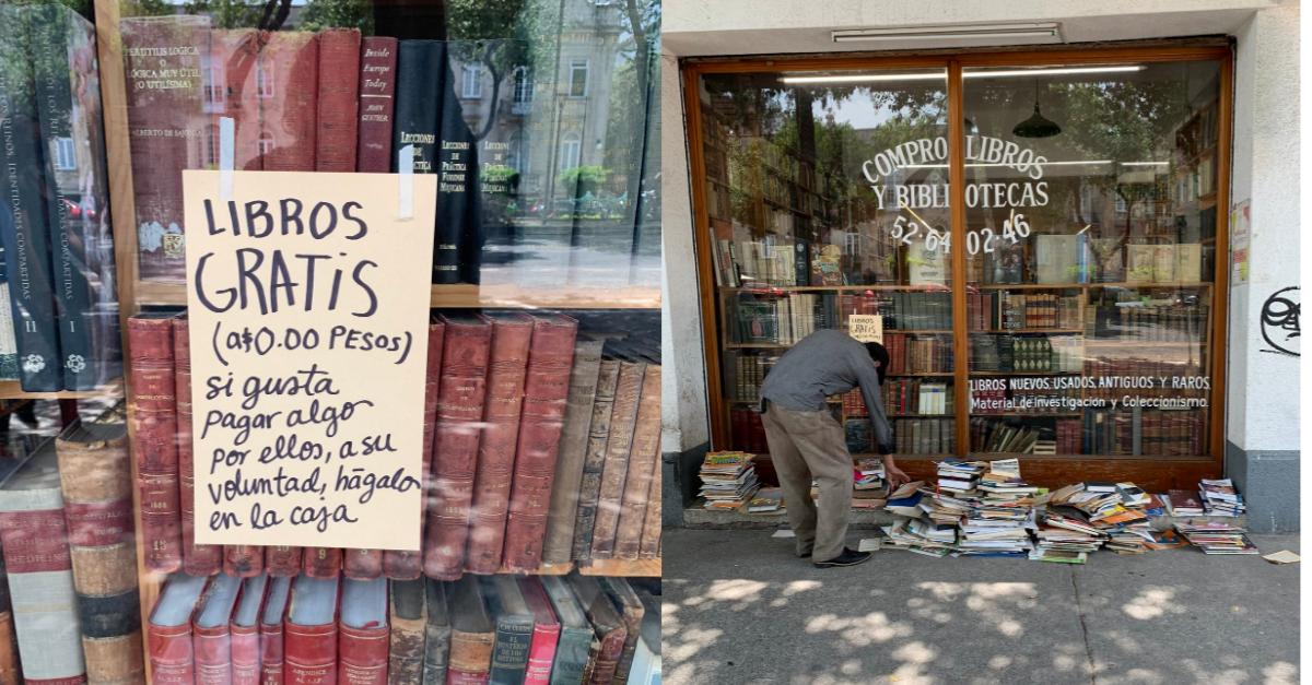 A Través del Espejo se despide regalando y rebajando sus libros 😢