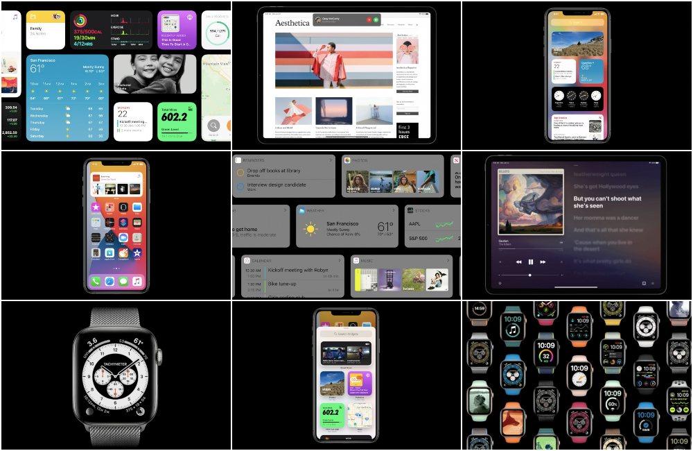 Navidad para los fans de la manzana: iOS 14, iPadOS, WatchOs y más
