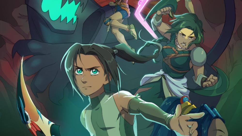 ¡Onyx Equinox: la serie protagonizada por un joven azteca!