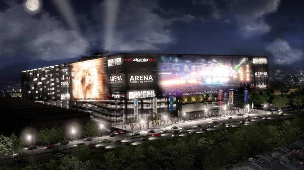 ¡La Arena Ciudad de México estrena autoteatro! 🏟️ 🚗