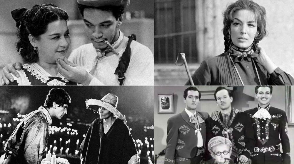 15 Películas de la Época de Oro del cine mexicano